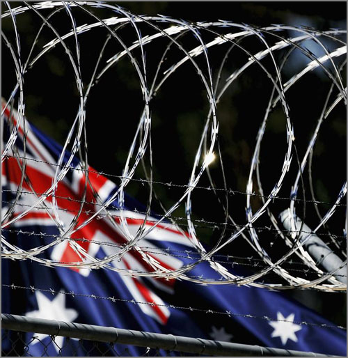 asylum seekers in australia short Debunking the myths about asylum seekers sweden receives similar numbers of asylum seekers as australia most detainees are released within a very short.